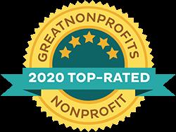 2020 Top-Rated GreatNonProfits Nonprofit