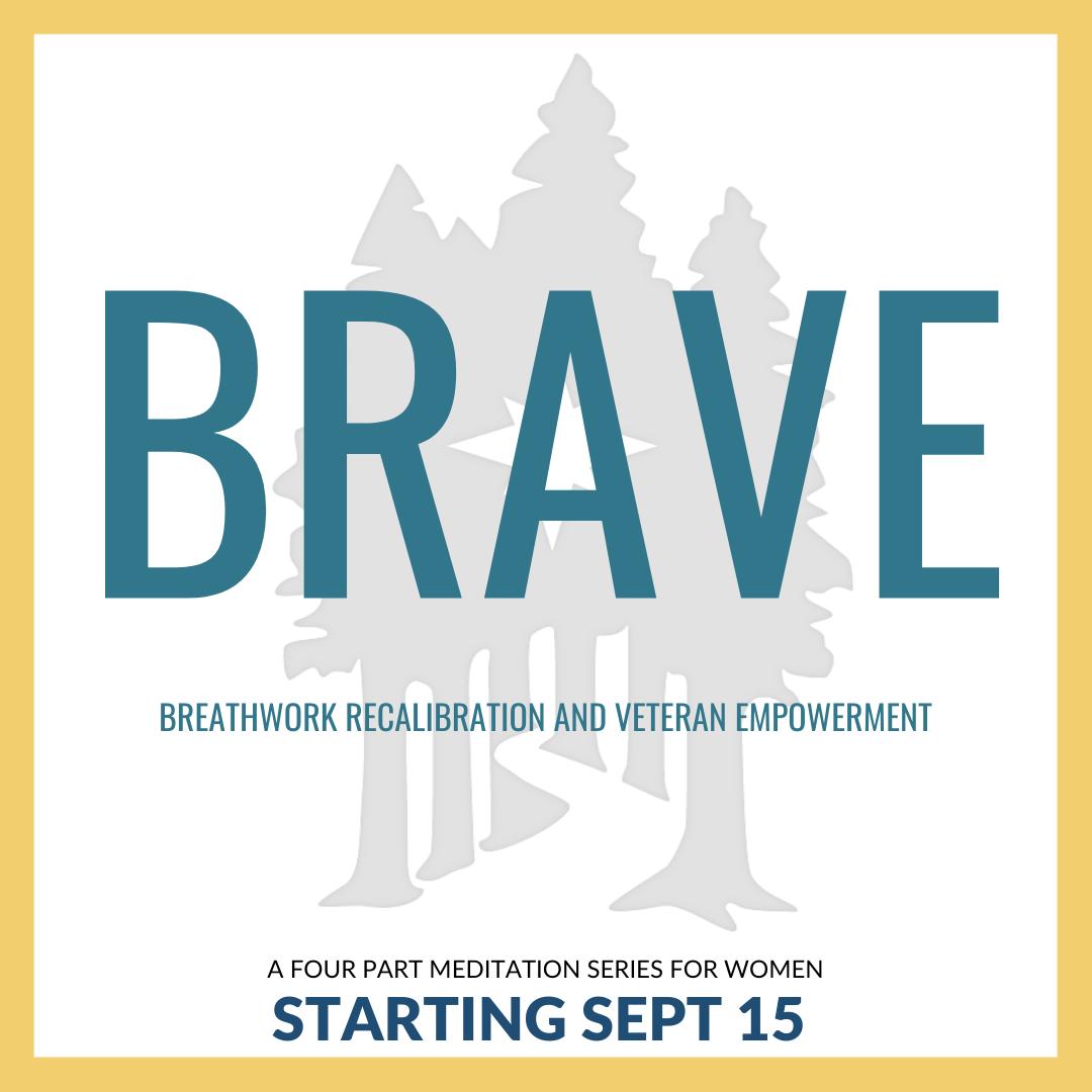 BRAVE Breathing Recalibration and Veteran Empowerment Program